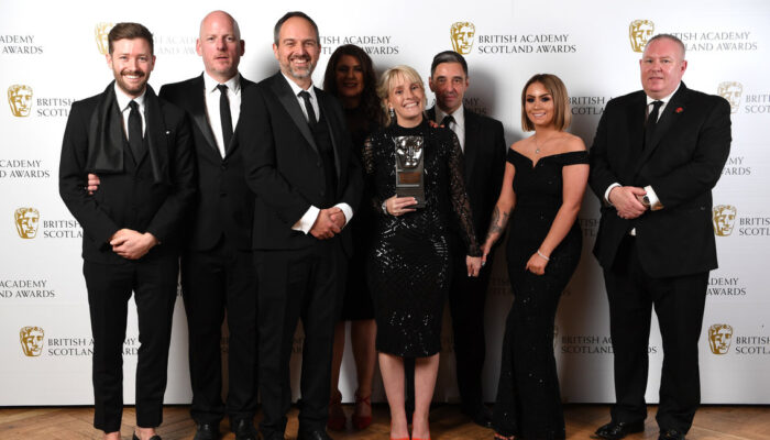 Double BAFTA Scotland win for Murder Case