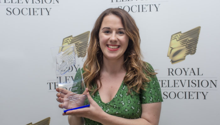 Young Journalist of the Year